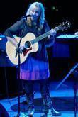 rickie lee jones performing live in concert at the