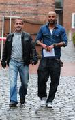 Ricky Whittle, Coronation Street and Michael Le Vell