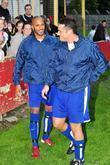 Ricky Whittle and Nick Pickard