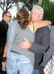 Richard Gere and Donna Karen