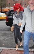 Rihanna and Steps