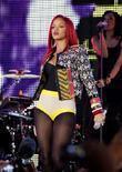 Rihanna, MTV, Times Square