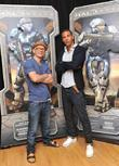 Rio Ferdinand and Jason Bradbury reveal the Elite...