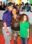 Robin Givens, with her sons Buddy and Billy