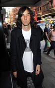 Bobby Gillespie and Rolling Stones