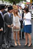 Princess Beatrice Along With Her Boyfriend Dave Clark