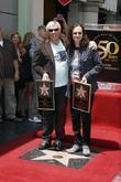 Alex Lifeson and Geddy Lee of Rush Rush...