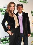 Petra Nemcova and Russell Simmons
