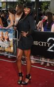 Jamelia 'Sex and the City 2' UK film...