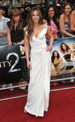 Roxanne McKee, Sex And The City, Odeon Leicester Square