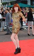 Florence Welch UK premiere of 'Scott Pilgrim Vs....