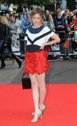 Bree Larson UK premiere of 'Scott Pilgrim Vs....
