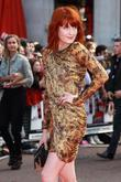 Florence Welch of Florence and the Machine UK...