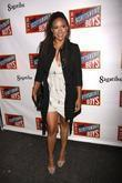 Tracie Thoms  Opening night of the Broadway...