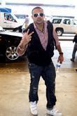 Singer Sean Paul