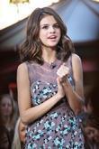 Selena Gomez and Lights