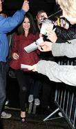 selena gomez at radio one london england -