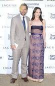 Dougray Scott and Claire Forlani,  Serpentine Gallery...