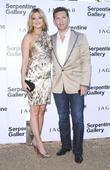 Holly Valance and Nick Candy,  Serpentine Gallery...