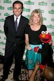 Bob Woodruff, Martha Raddatz and Elmo Sesame Workshop's...