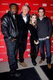 50 Cent and Emma Roberts