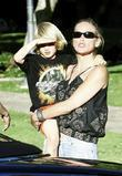 Sharon Stone, Her Son Laird Out and About In Beverly Hills