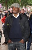 David Harewood Shrek Forever After - gala screening...