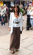 Linda Lusardi Shrek Forever After - gala screening...