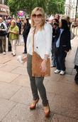 Michelle Collins Shrek Forever After - gala screening...