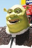 Shrek honoured with the 2408th star on the Hollywood Walk of Fame