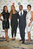 Alicia Keys, Halle Berry, Jamie Foxx and Leona Lewis