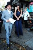 Craig Charles, Michelle Keegan and Simon Gregson