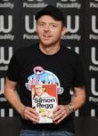 Simon Pegg and N.E.R.D