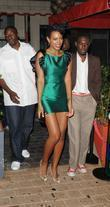 DJ Griot, Solange Knowles and Dyck Dolan Solange...