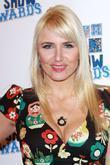 Nancy Sorrell The South Bank show awards red...