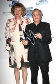 Anish Kapoor, Visual Arts winner with Grayson Perry...