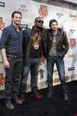 Bradley Cooper, Sharlto Copley and Quinton Jackson