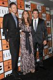 Joel Mchale, Eva Mendes and Jeremy Renner