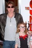 Billy Ray Cyrus and Noah Cyrus