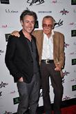 Alan Cumming and Stan Lee