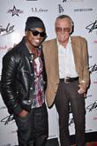 Ne-Yo and Stan Lee