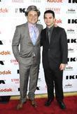Kevin Pollack and Samm Levine
