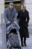 Zoe Lucker, James Herbert, Baby