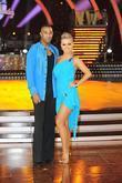 Colin Jackson and Ola Jordan