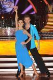 Kara Tointon and Artem Chigvintsev