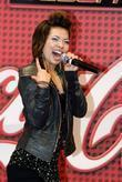 Hayley Kiyoko The Stunners perform at 103.5 KISS...