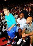 Alonzo Mourning and Common at the 'Zo's Summer...