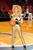 K. Rose At The 'zo's Summer Groove' Charity Basketball Game At The American Airlines Arena
