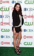 Jessica Lowndes and CBS