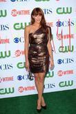 Amanda Righetti and CBS